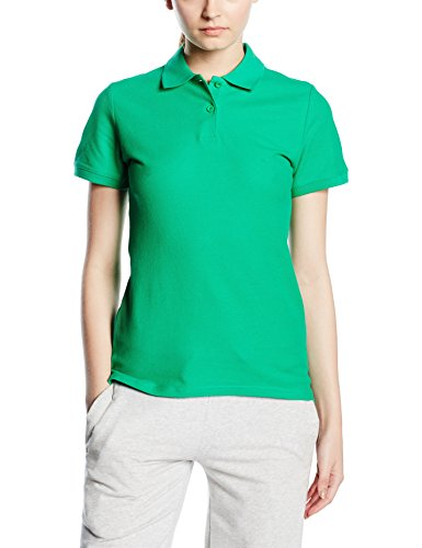 Green Fruit Green Polo of Loom Premium the Kelly Donna nT6wBq4YxT