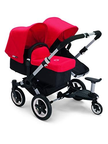 Bugaboo - Patinete acoplado bee 5 confort+ para silla de paseo negro: Amazon.es: Bebé