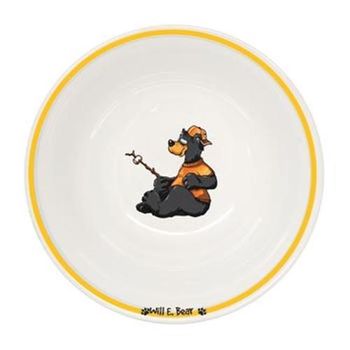 Durable Melamine Bowl 6-inch, Bear