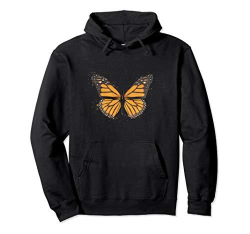 Creative Monarch Butterfly Pullover Hoodie (Sweatshirt Butterfly)