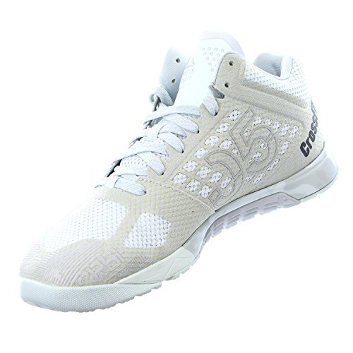 213d05bdb7a7ee Reebok CrossFit Nano 5.0 Mid Honor Pack Shoes - Polar Blue   White ...