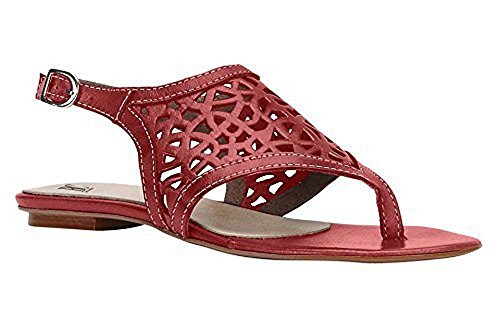 Rouge Dianette Pour Femme Chillany Tongs I7Bgn8