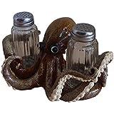"""Comfy Hour 3"""" Octopus Salt and Pepper Bottle Holder"""
