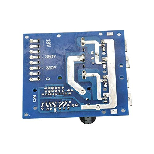 Telisii DC-AC Converter 500W Inverter Board dc 12V to 220V 380V 18V Transformer Power