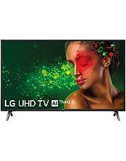 "LG 49UM7100 124,5 cm (49"") 4K Ultra HD Smart TV Wi-Fi Nero"