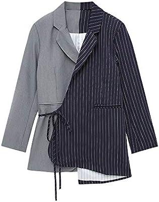 SETGVFG Abrigo Chaqueta Traje Mujer Primavera Y Otoño Color ...