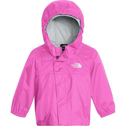 The North Face Infant Tailout Rain Jacket Gem Pink - 24M (Girl Face)