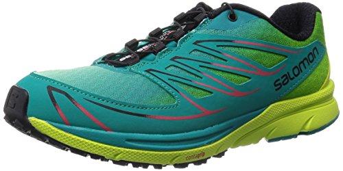 Salomon Sense Manatra 3 - Zapatillas de Correr en Montaña Mujer Azul