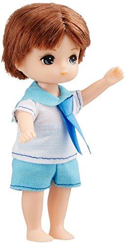 Rika-chan LD-31 kindergarten Riku-kun