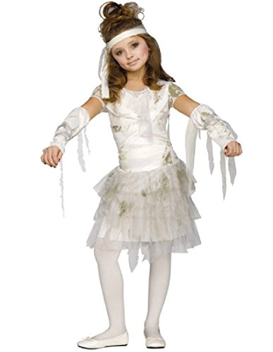 Mummy Child 4-6 (Kids Mummy Costumes)