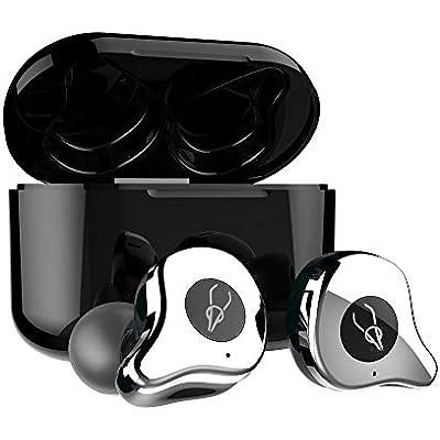 Moniel Earbuds 5 0 TWS Wireless Earphone Sports In-Ear Earbuds Wireless Charging