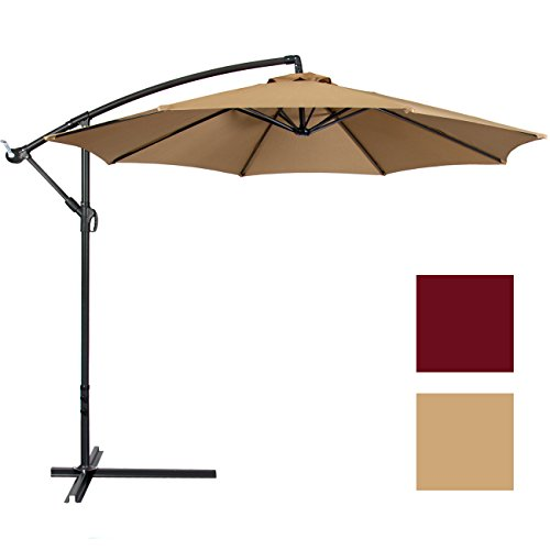 Top 5 best patio set outdoor with umbrella for sale 2017 for Terrace umbrella for sale