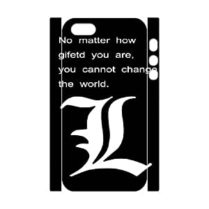iphone5s Phone Case White Death Note VMN8107476
