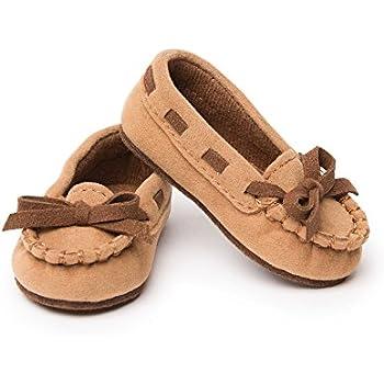 Maplelea Walkin in Moccasins Shoes for 18 Inch Dolls