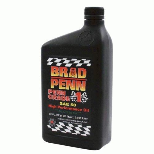 Brad Penn 009-7115-12PK 50W Racing Oil - 1 Quart Bottle, (Case of -
