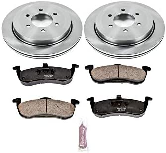 1-Click OE Replacement Brake Kit Autospecialty KOE4682