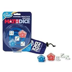 Math Dice Powers