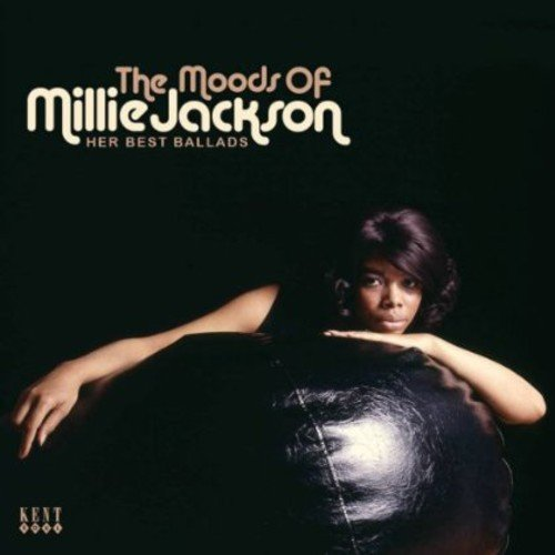 CD : Millie Jackson - Moods Of Millie Jackson: Her Best Ballads (United Kingdom - Import)