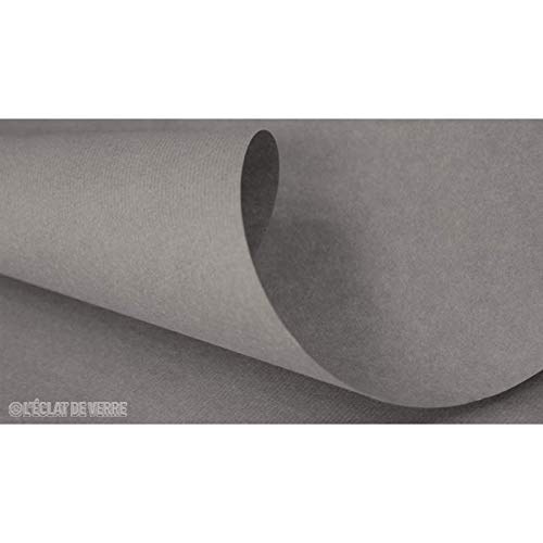 Hahnemuhle Bugra, Grey # 306, 33'' x 41'', 130 GSM (10 Sheet Package) by Bugra Paper