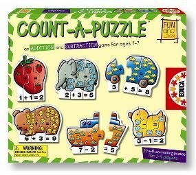 Fun and Learn  Count a Puzzle