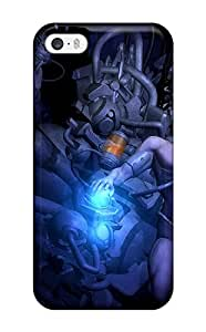 New Arrival Cyborg For Iphone 5/5s Case Cover