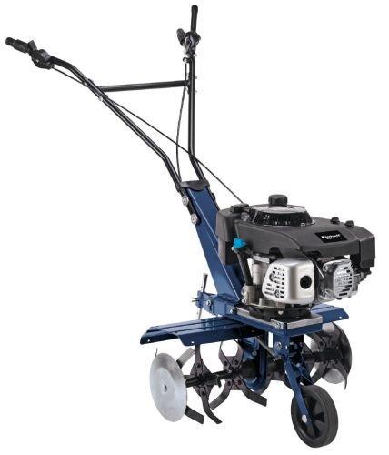Einhell BG-MT 3360 LD Benzin-Bodenhacke, 4,4 kW/6 PS, 60cm Arbeitsbreite, 23cm Arbeitstiefe, Bremssporn u. Führungsgriffe höhenverstellbar
