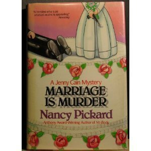 Marriage Is Murder 0671701681 Book Cover