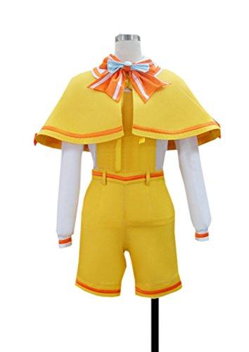 Dreamcosplay Tantei Opera Milky Holmes Nero Yuzurizaki New Outfits Cosplay (Nero Cosplay Costume)