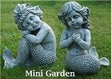 Fairy Garden – Mermaids Sitting 2 Pc Set Review