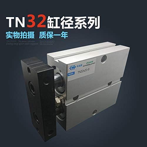 JIAIIO TN3270 32mm Bore 70mm Stroke Compact Air Cylinders TN32X70-S Dual Action Air Pneumatic Cylinder