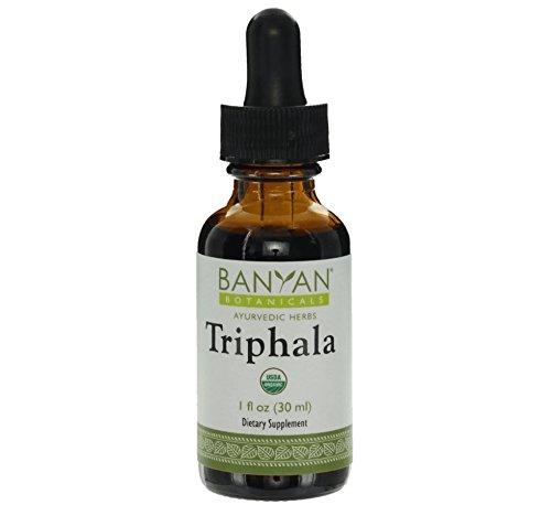 Banyan Botanicals Triphala Liquid Extract – USDA Organic, 1 oz – Balancing Formula for Detoxification & Rejuvenation* For Sale