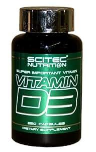 Scitec Vitamina D - 250 gr