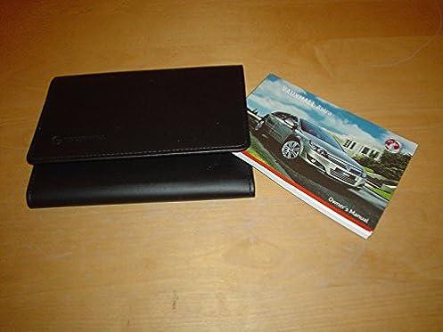 vauxhall astra mk5 h owners manual handbook 2004 2010 3 5 door rh amazon co uk vauxhall astra j owner's manual opel astra j repair manual