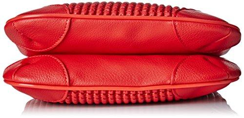 Mac Douglas - Celano Bryan, Sac à bandoulière femme rouge (rouge Mc24)