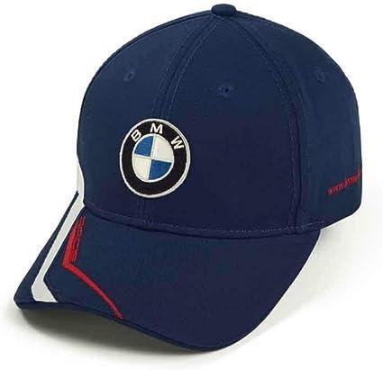 BMW - Gorra de béisbol para Motocicleta, diseño: Amazon.es: Coche ...