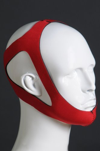 Avalon Aire Ruby Chin Strap, Large