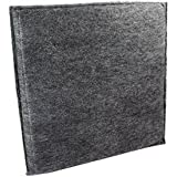 Novatek F4039 Charcoal Filter 1 Thick - Novair 700 & 1000 16 X 16