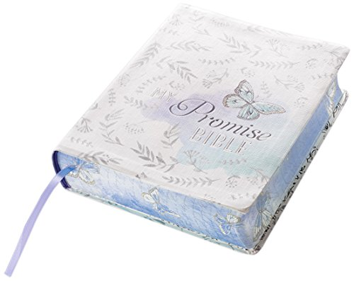 KJV My Promise Bible, Silky Butterfly