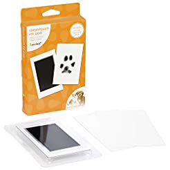 Pearhead Pet Paw Print Clean Touch Ink P...