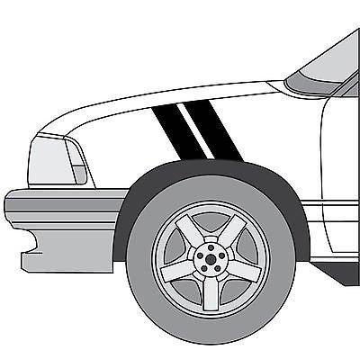 Chevy S-10 S-15 ZR2 Sonoma Hash Mark Stripes Grand Sport ...