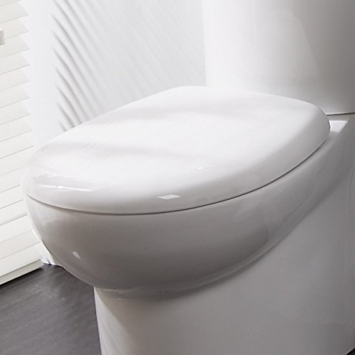 Approx : 450mm-480MM x 382mm Realpack Toilet seat Outer Size 130mm-170mm Adjustable Fittings
