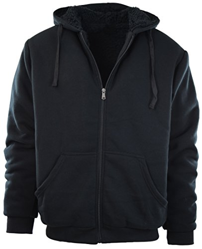 Zipper Fleece Hoodie Lining Designs product image