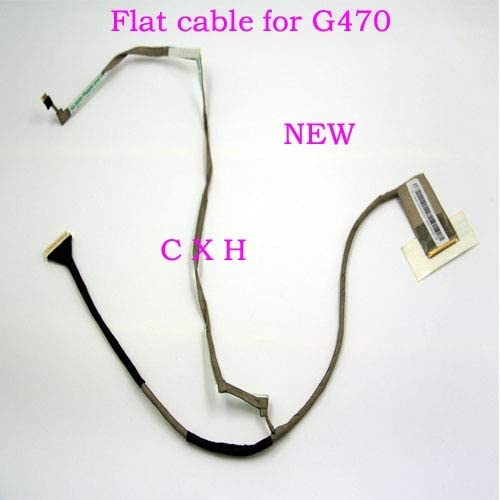 Cable Length: Other Computer Cables LCD Screen Video Cable for Lenovo G470 G475AX G475L G475G G475A G470A G470AH G470AX AP G475AH Piwg1 Series LCD Cable DC02001