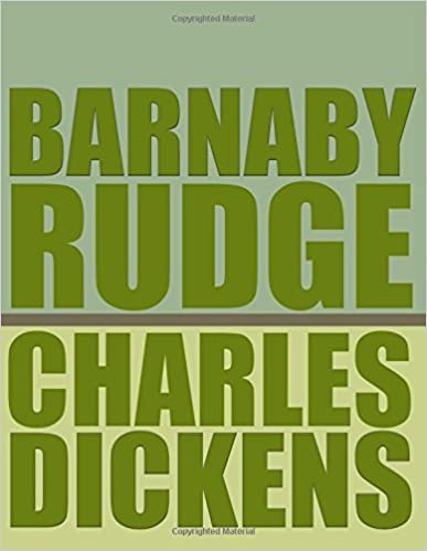 Book Barnaby Rudge