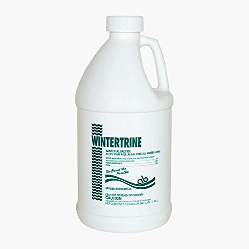 Applied Biochemists 407506A Wintertrine All-in-One Winterizer for Swimming Pools, 1/2-Gallon