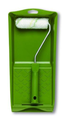 Color Expert Lasurroller-Set , Microflor 9, 10 cm, 26 cm Bügel 86527044