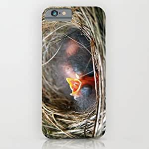 Birds Nest For HTC One M7 Case Cover Case by Christina Rollo