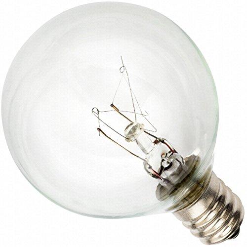 Deneve Globe String Lights with G40 Bulbs (25ft.) - Connectable Outdoor Garden Party Patio ...