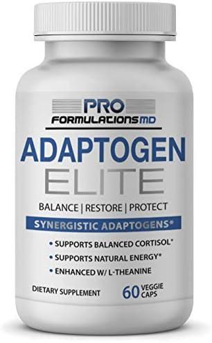 Adaptogen Elite Synergistic Ashwagandha Astragalus product image