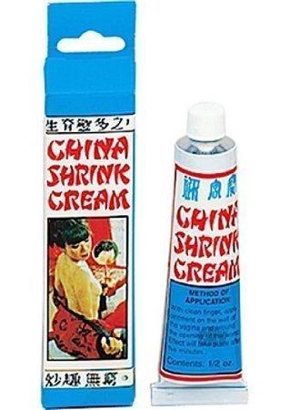 China Shrink Cream (5 Pack)